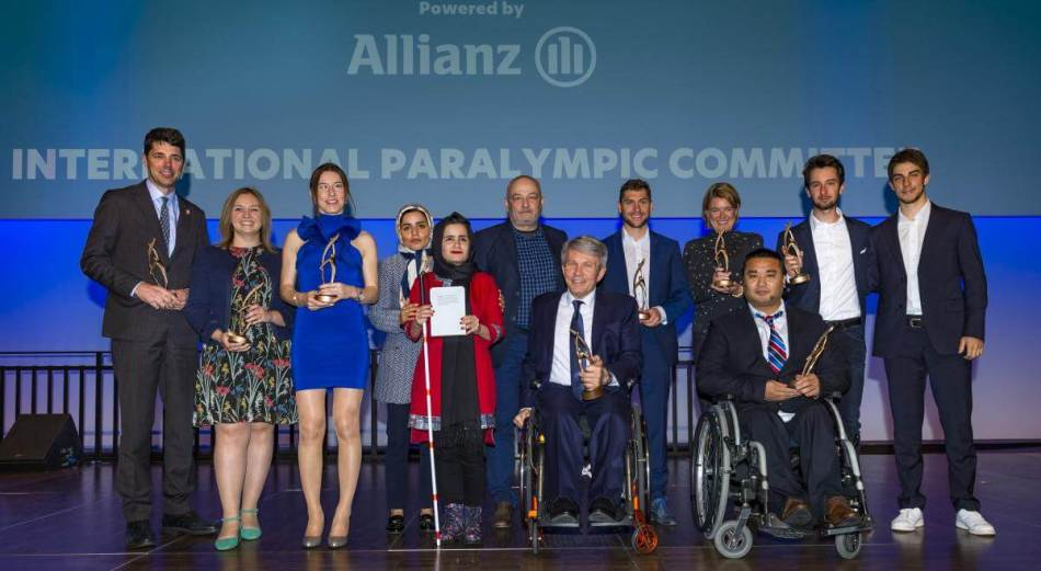 2019-paralympic-award-winners