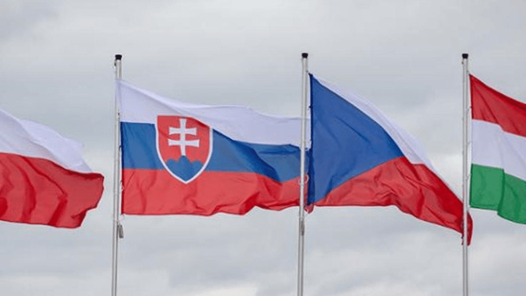 visegrad-group-flags