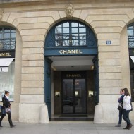 Chanel at Le Place Vendome.