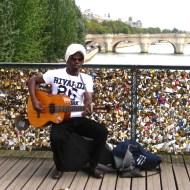 Musicien sur le Pont