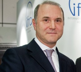 Pierre Sivac, President of IFRA. Source: Cosmeticsbusiness.com