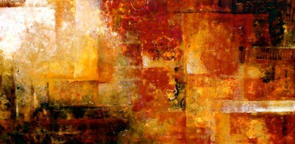 """Gold Rush,"" by Artist Elizabeth Chapman. Source: melizabethchapman.blogspot.com"