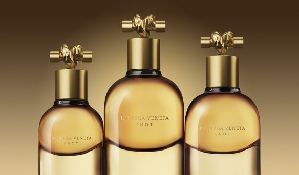Bottega Veneta's new Knot perfume. Source: bottegaveneta.com