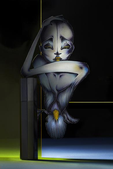 Iris Silver Mist.