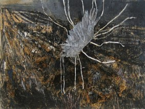 "Anselm Kiefer, ""Wayland's Song,"" 1982, at saatchigallery.com"