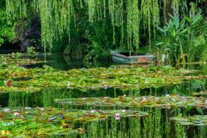 Monet's gardens at Giverney. Source: scpdcaclubs.com