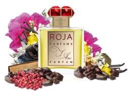 Roja Dove's Ti Amo. Photo & source: Rojaparfums.com