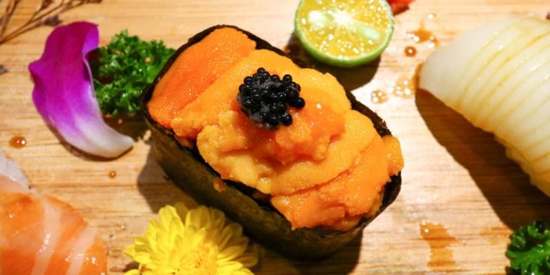 【宜蘭羅東日式】松滿緣手作美食 海鮮無菜單料理令人驚豔的大生蠔及握壽司