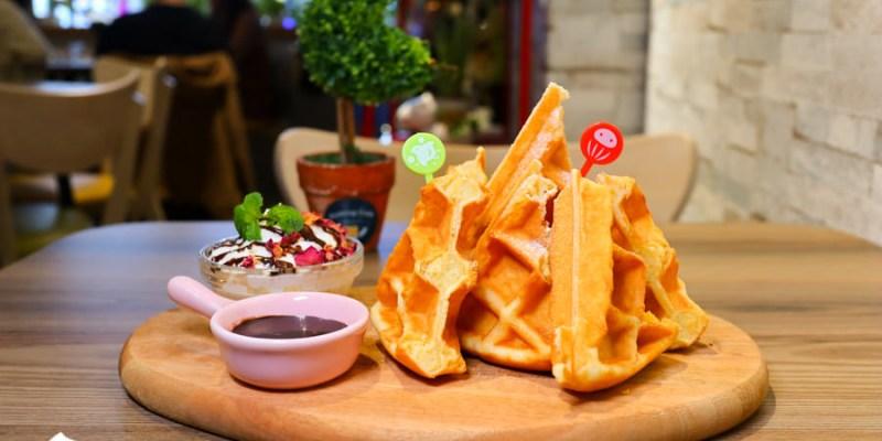 【羅東下午茶】Homing Cafe歸巢咖啡|不只下午茶甜點還有美味燒肉飯和關東煮