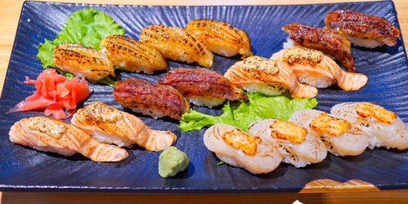 【宜蘭日式居酒屋】炉匠炉端燒|用船槳上菜超特別!推薦烤魚握壽司大阪燒丼飯