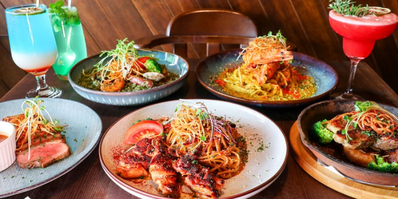 【羅東義大利麵】食柒義式餐桌 必嚐宜蘭風格葛瑪蘭黑豬!油封櫻桃鴨胸和燉飯