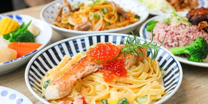 宜蘭簡餐 蘭波LanPO 爆漿鮭魚卵義大利麵肋排咖哩飯!親子餐廳及寵物友善