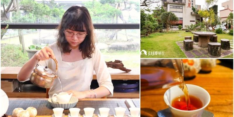 【礁溪】呂美麗精雕藝術館+莊茶|賞味藝術泡茶體驗!喝杯普洱茶享受愜意午後