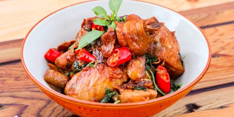 【料理食譜】三杯雞 超簡單露營野炊菜單!搭配達人私房炊具日本 SOTO荷蘭鍋