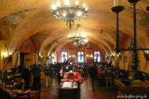 Der Frühstückssaal im Hotel