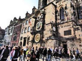 Die mittelalterliche Uhr