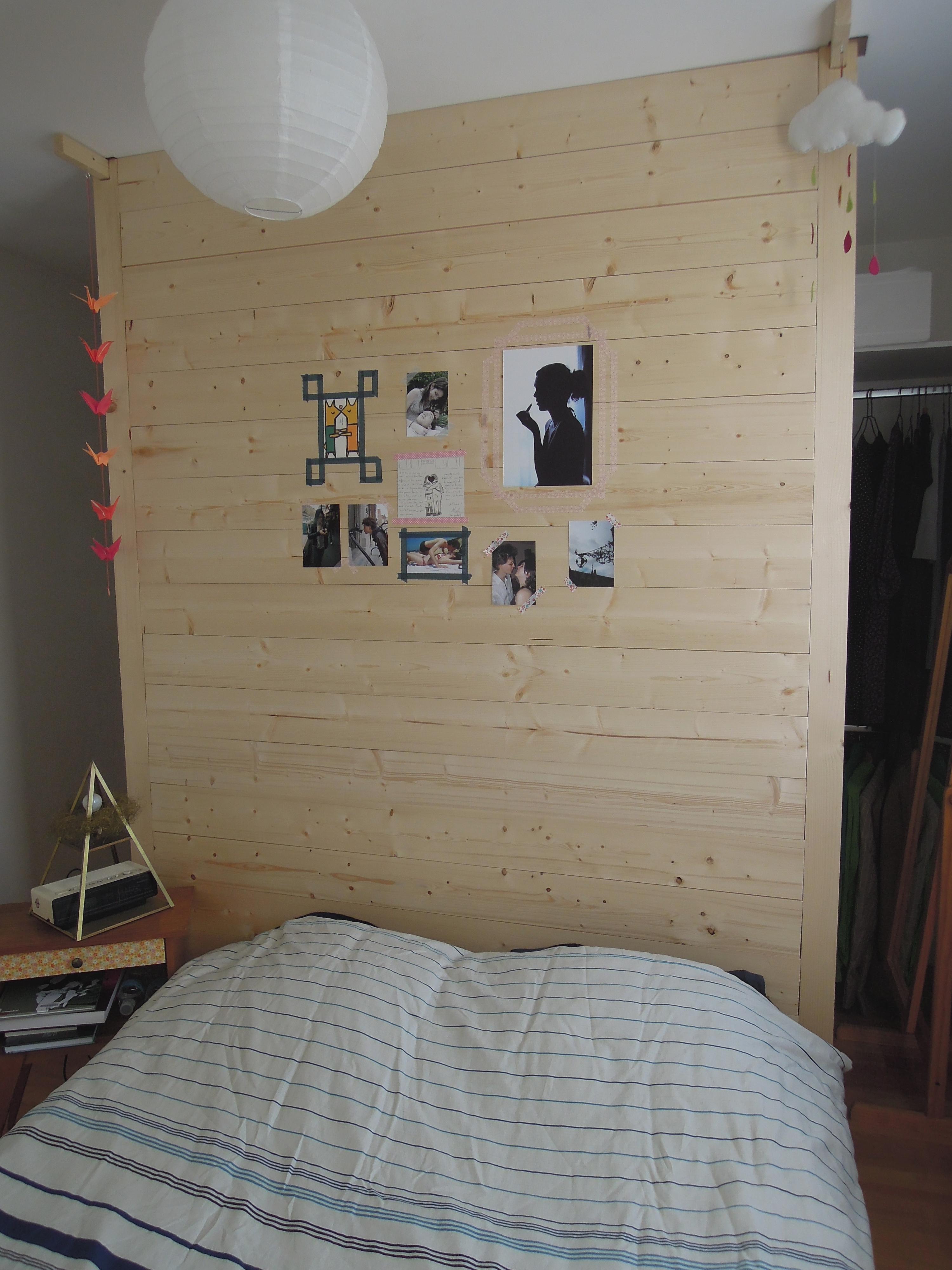 sparation dressing chambre  Kafouillis  Un K  part