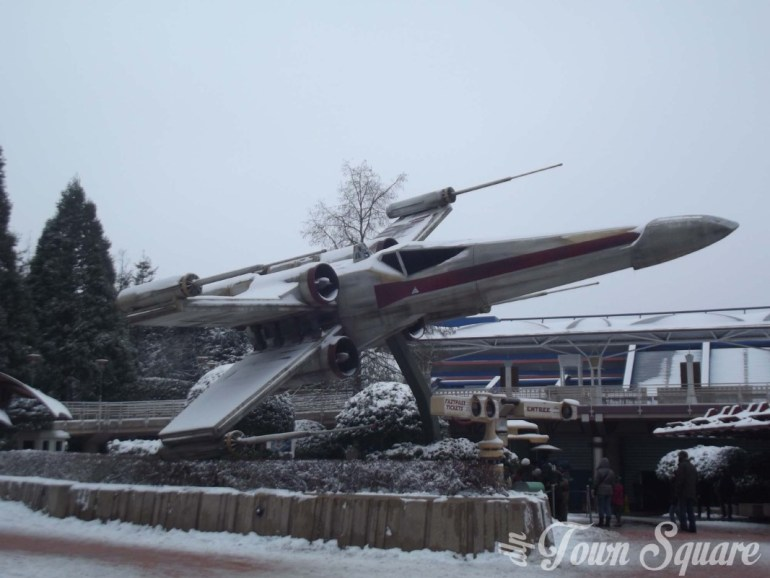 Snow-X-Fighter