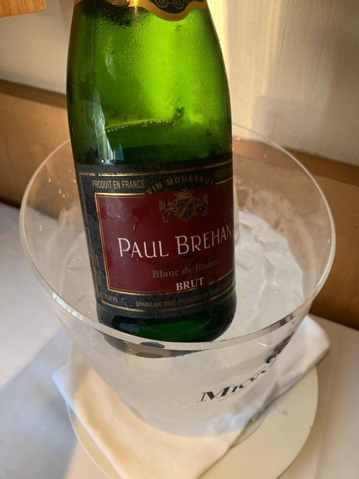 雨の日に合う品よし・コスパよしのシャンパン──《 Paul Brehan 》