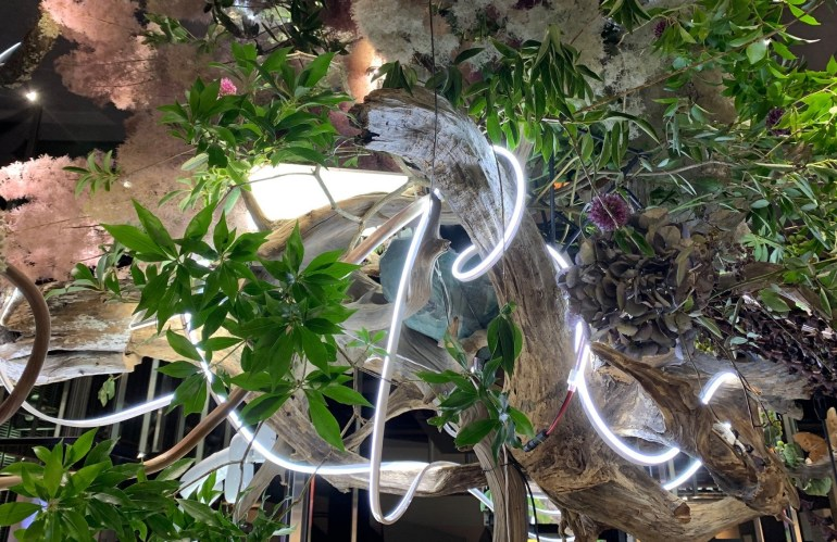 【NEWS】東 亨の金属オブジェの素材使用について──日本科学未来館の常設展示《 計算機と自然、計算機の自然 》のシンボル展示〈 計算機と自然 〉