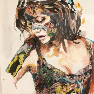 Sandra Chevrier, She killed a man m/ramme