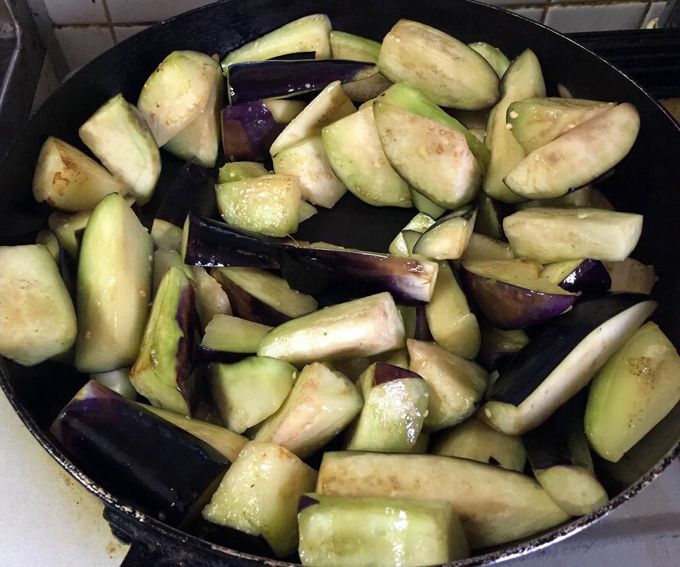 豚肉と茄子のスタミナ炒め
