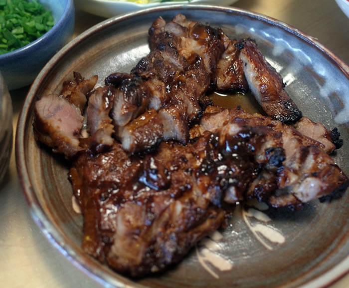 台湾風涼麺