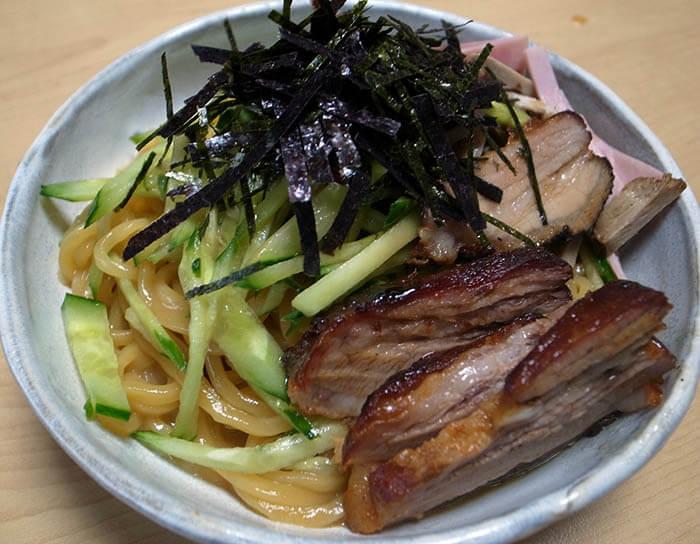京都_中華のサカイの冷麺