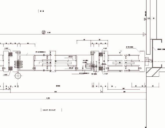 鋼製建具詳細図