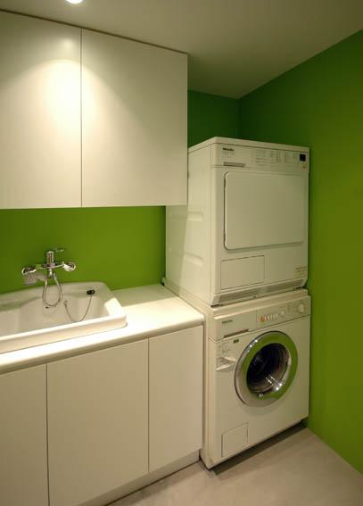 緑のユーティリティー