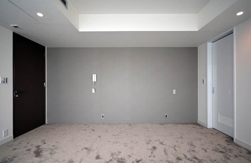 主寝室のリフォーム