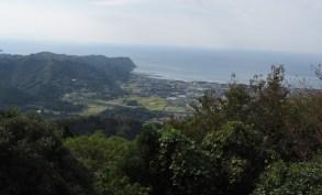 富山からの眺望