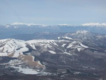 山頂からの眺め その1