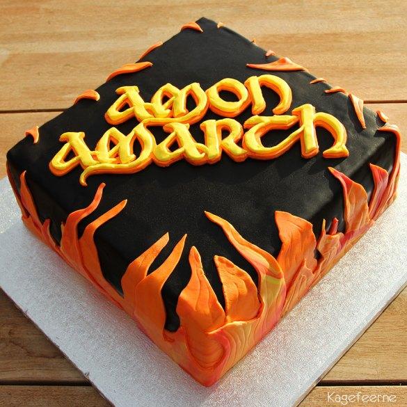 Amon Amarth kage
