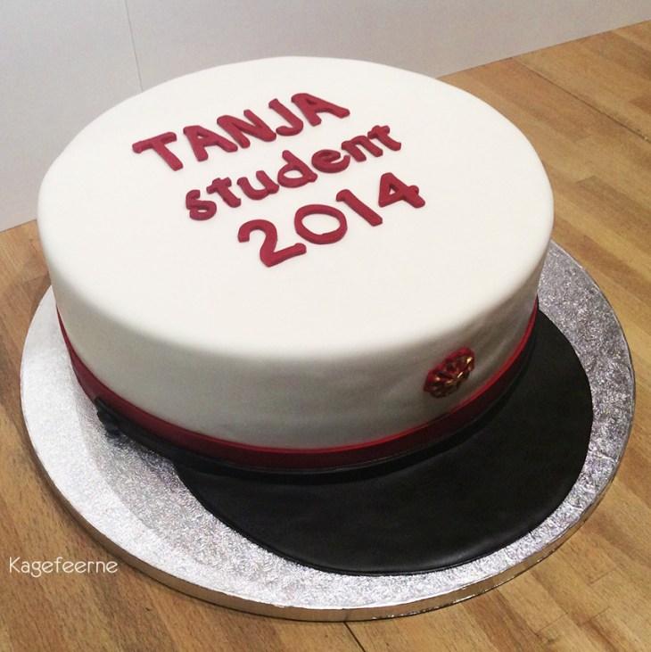 Studenterhue Tanja