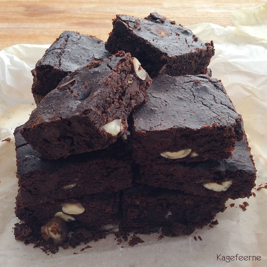 Brownie black bean