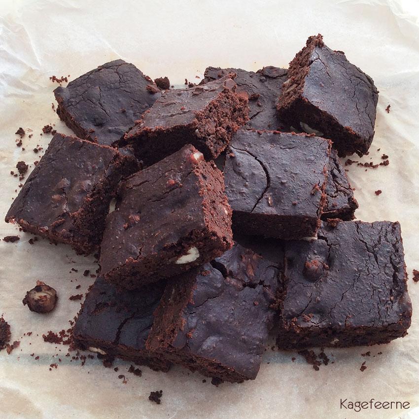 Brownie black bean