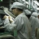 工場で働く女性
