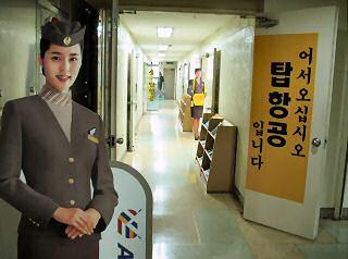 ソウル発券の格安航空券