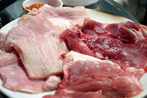 豚焼肉の価格破壊