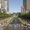 清渓川2年半の変化