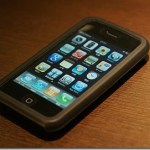 iPhone(笑)、購入。