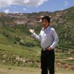 チベットの日本語ガイド、Dくん