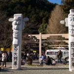 高麗神社と聖天院勝楽寺
