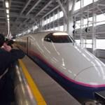 東北新幹線新青森駅開業