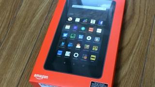 Amazon KindleFire購入
