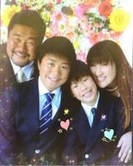 150923_北斗晶の家族・画像