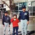 稲村亜美の『家族』~2人の兄・父親・母親の身長や年齢・画像