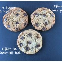 Verdens bedste Chocolate Chip Cookies