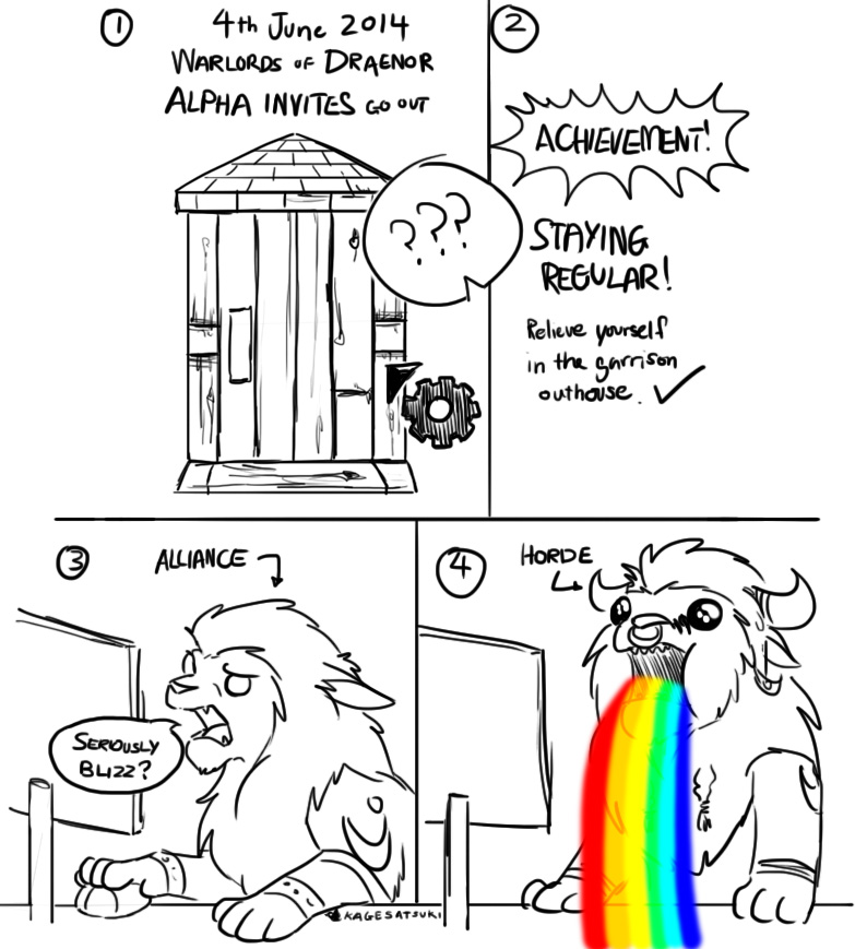 This is obviously a very important @Warcraft feature of #
